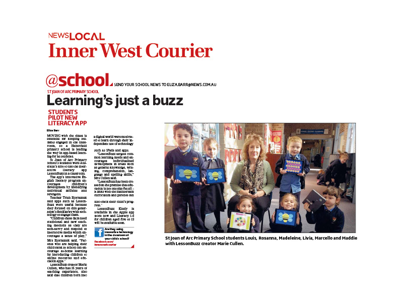 Inner West Courier