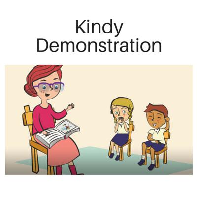 Kindy Demonstration
