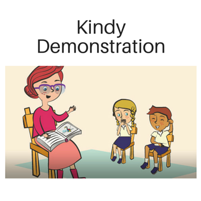 Kindy Demonstration